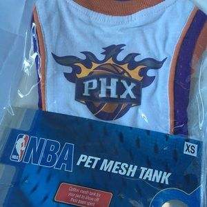Phoenix Suns dog or cat pet jersey